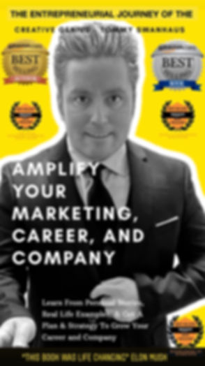 Amplify Your Marketing - Front Cover Upd