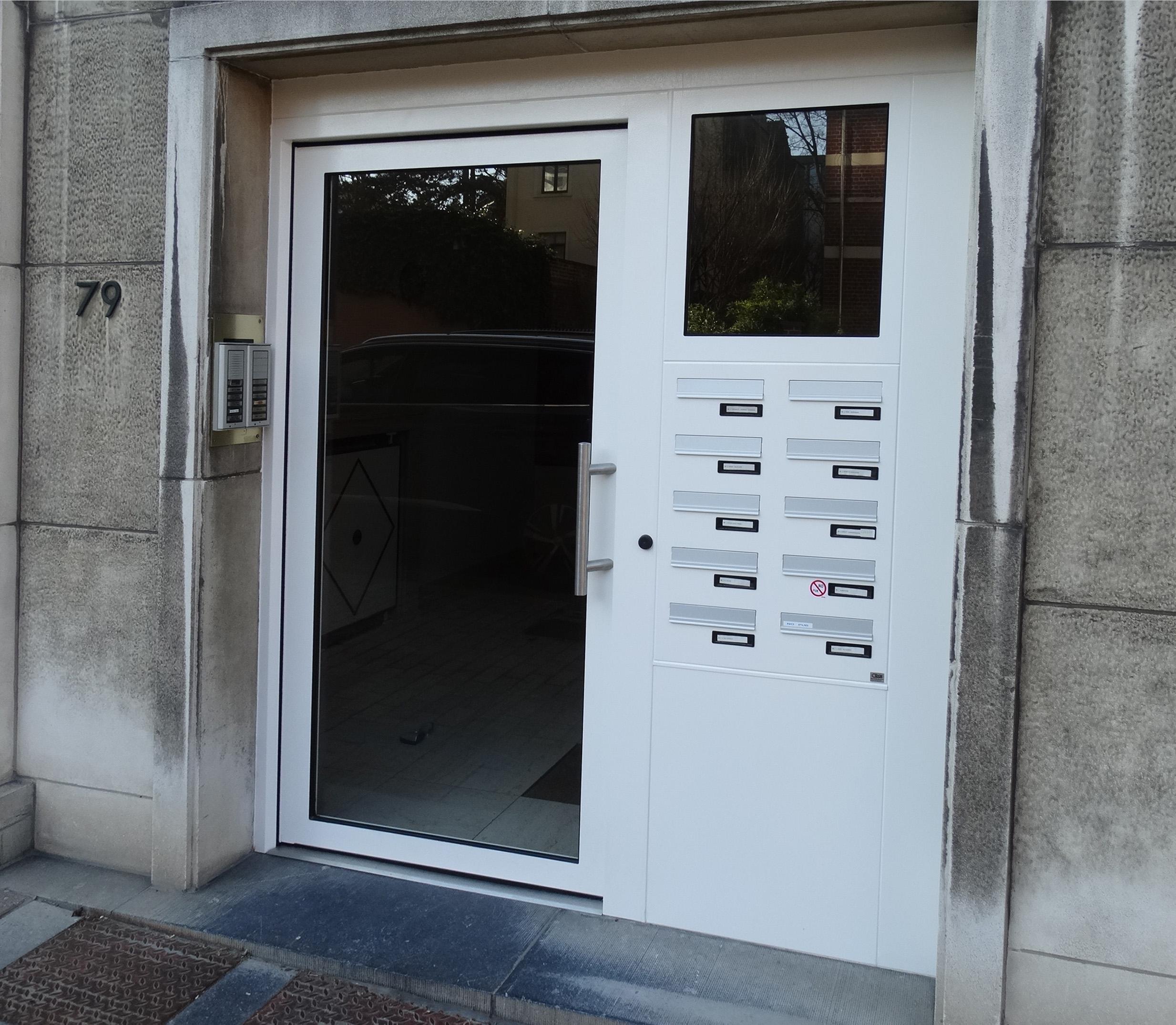 Porte Cibox Résidence BAL