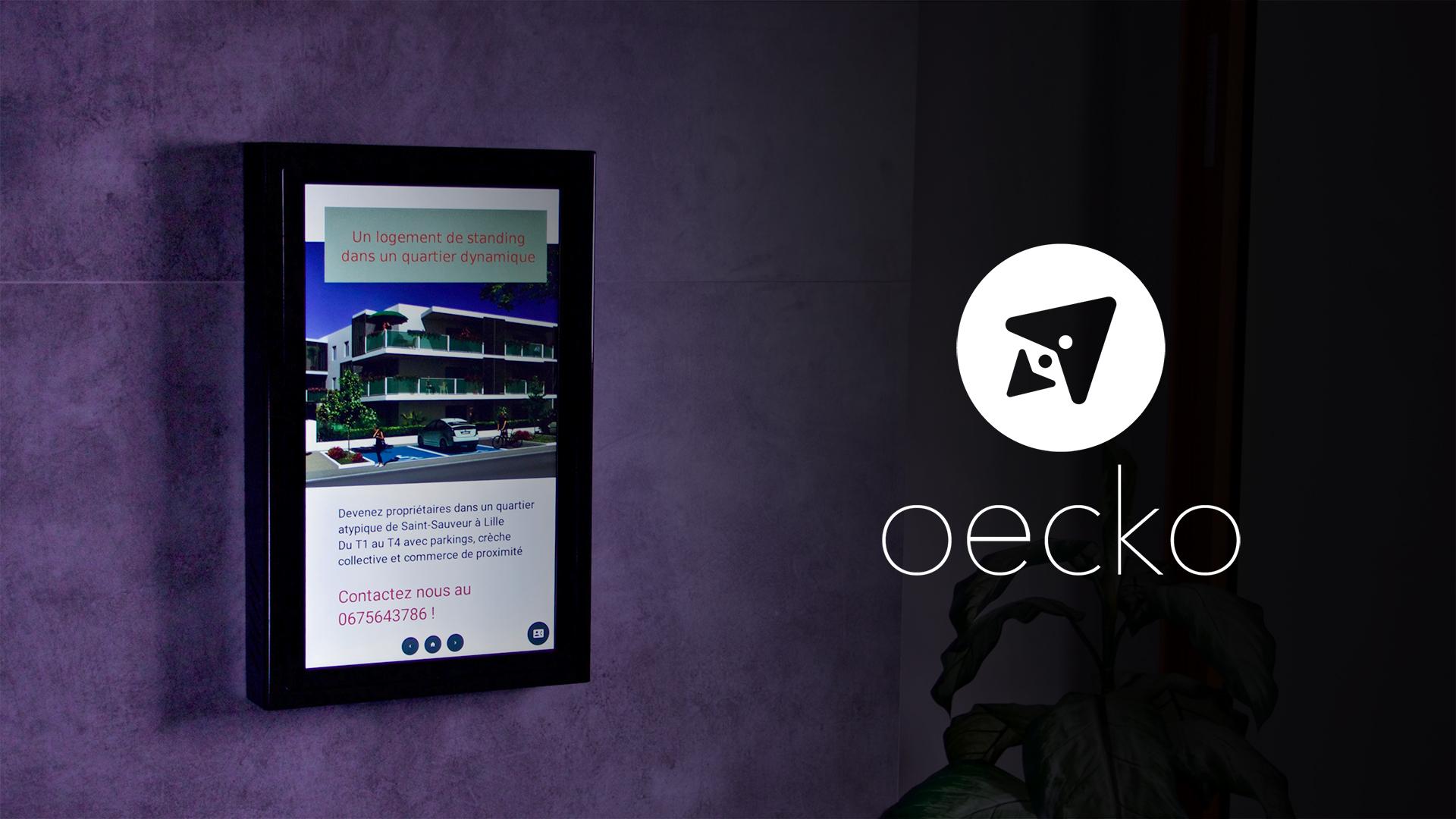 Ecran Interactif Oecko