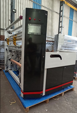 Automatic Surface Winder Back