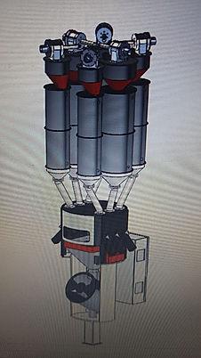 Multi Component Gravimetric System