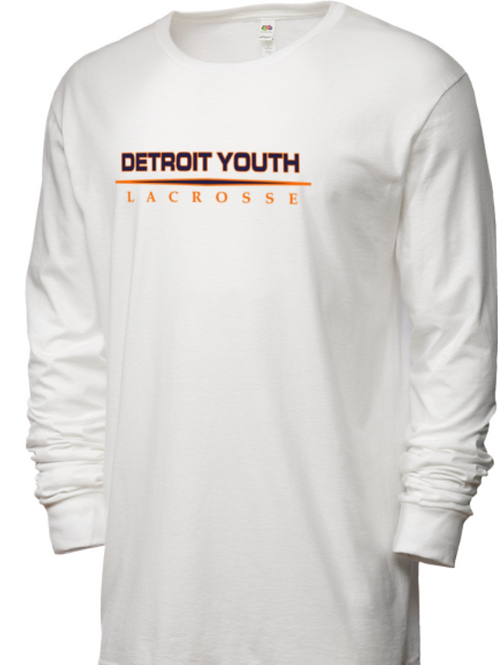Detroit Youth Lacrosse Longsleeve