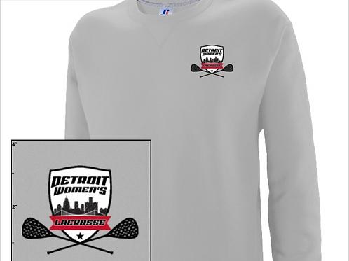 Detroit Women's Lacrosse League Sweater