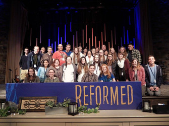 Regional Thrive Conference Reflection