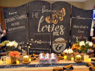 Because He Loves Me: Women's Weekend