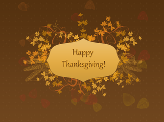 Words of Thanksgiving from our Pastors