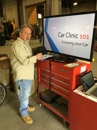 Practical Needs: Car Clinic 101