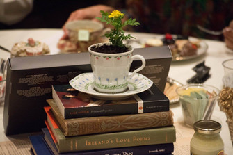High Tea: An Afternoon with Jane Austen