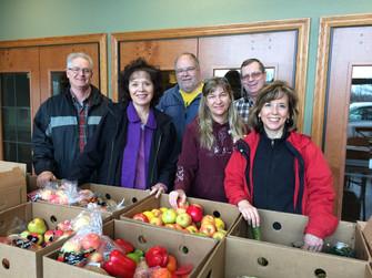 Meeting Needs: SGC Food Ministry