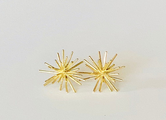 Sea Urchin earring, large