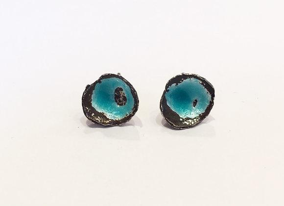 Atoll stud earrings