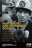 I use Fairtrade and Fairmined gold, it is good for the planet!
