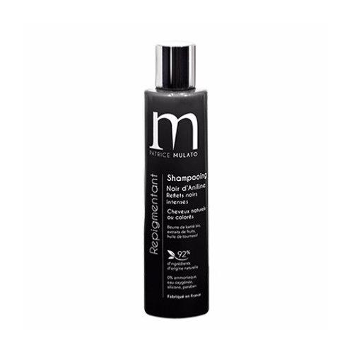 Shampoing repigmentant Noir d'aniline Mulato