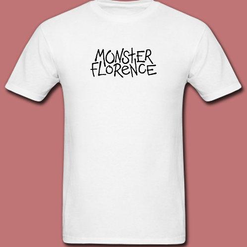 Monster Florence Logo T-Shirt