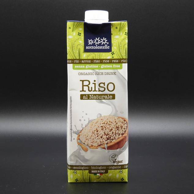 BIO - senza glutine - Latte di riso senz
