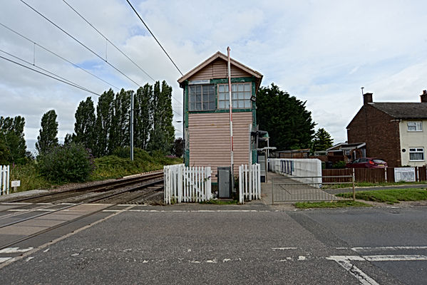 magdalen road signal box