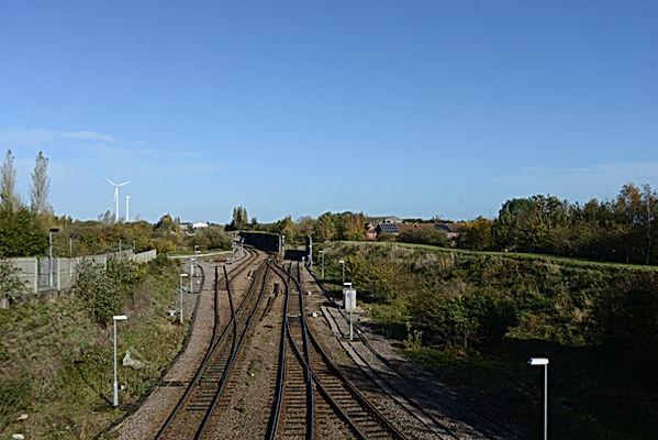 Whitemoor junction