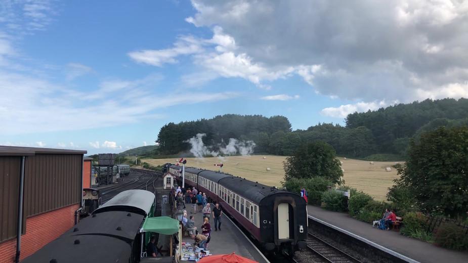 North Norfolk railway Steam gala 2019