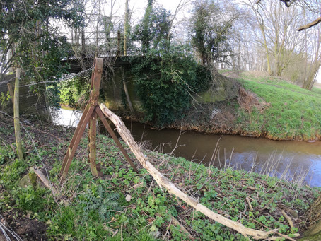 Gaywood River bridge Added to M&gnjr South Lynn to Fakenham