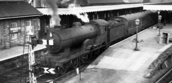 Wisbech Station