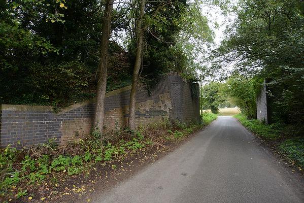 Thetford Bury Branch remains