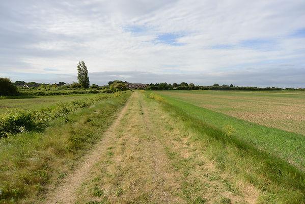 Heacham Railway Remains