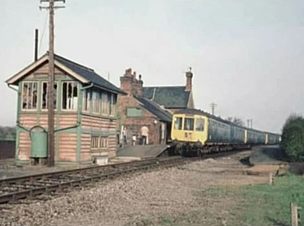Snettisham railway Station