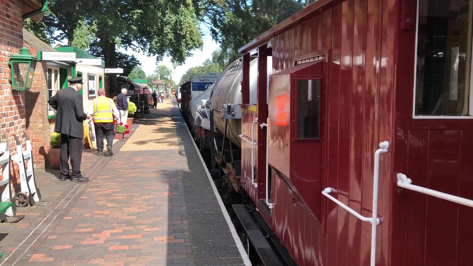 NORTH NORFOLK STEAM GALA 2019 VIDEO
