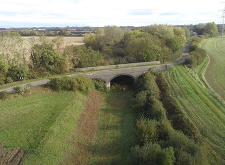 More aerial views added