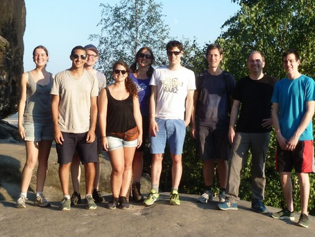 Lab retreat 2016 – Saxon Switzerland