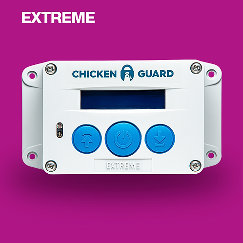 Chicken Guard - Extreme Door Opener