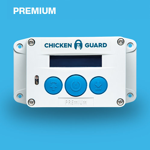 Chicken Guard - Premium Door Opener