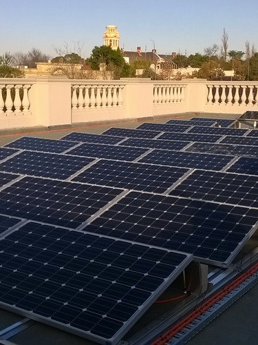 New Phase Energy - Commercial Project