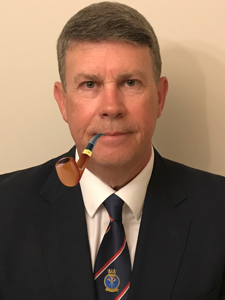 Picture of Tom Wandless   Vice Chairman   HMS Illustrious Association