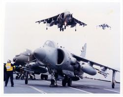96-3-8-Harriers on deck