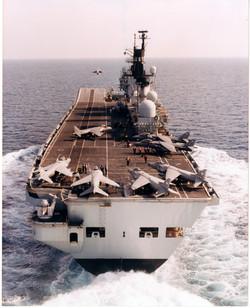 97-4-Harrier Launch