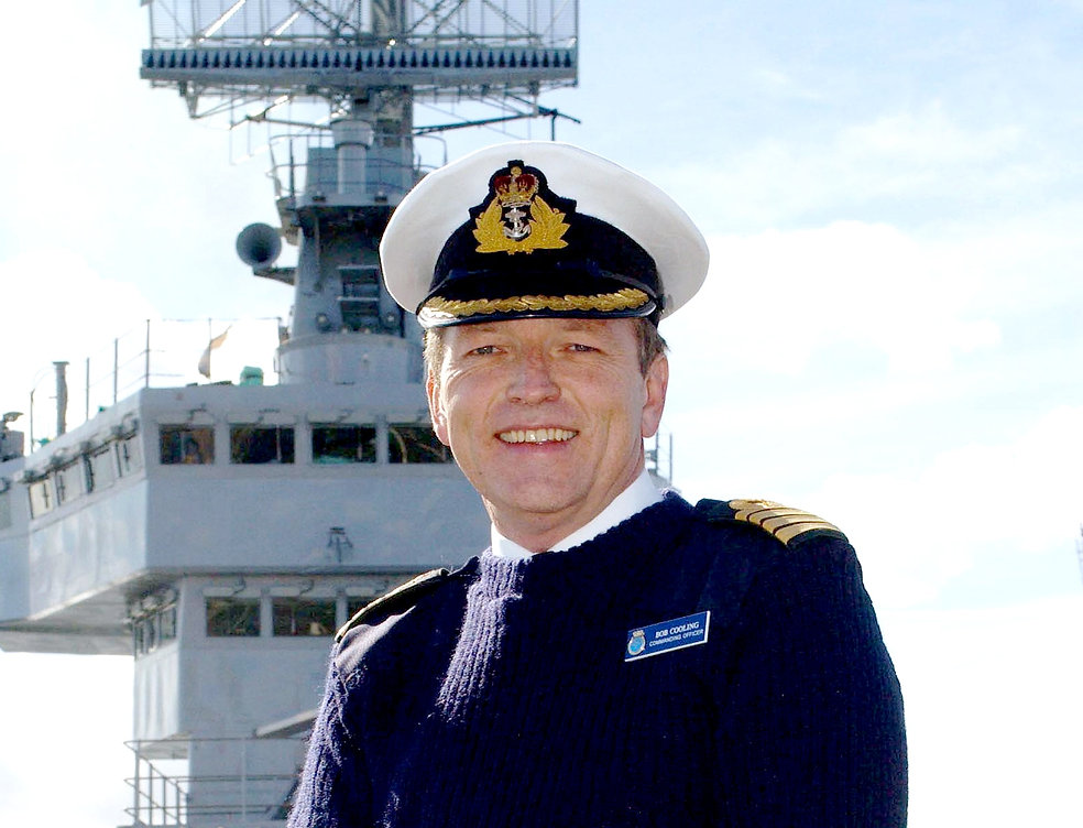 Picture of Admiral Robert Cooling