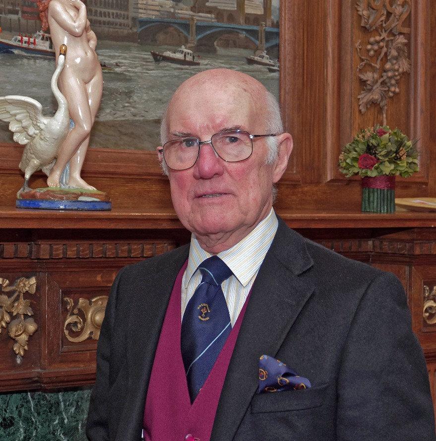 Picture of Ray Whitehouse   Membership Secretary   HMS Illustrious Association