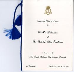 83-3-30-Rededication Order of Service