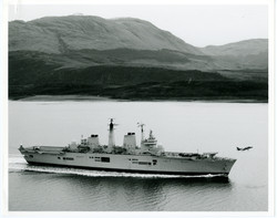 84-12-10-Loch Linnie Sea Harrier