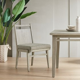 Wren Square Dining Chairs Set of 2 By Ink & Ivy