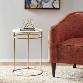 Abbot Accent Table by Madison Park