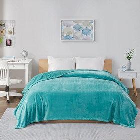 Microlight Plush Oversized Blanket by Intelligent Design
