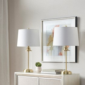 Clarity Table Lamp Set of 2 By 510 Design