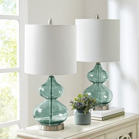 Ellipse Table Lamp Set Of 2 By 510 Design