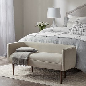 Farrah Accent Bench by Madison Park