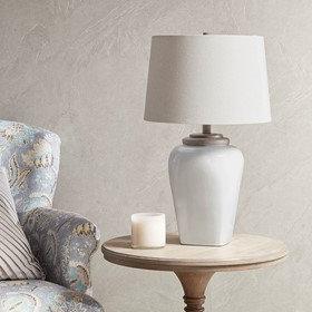 Jemma Table Lamp By Martha Stewart