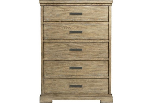 Milton Park Five Draw Chest By Riverside Furniture