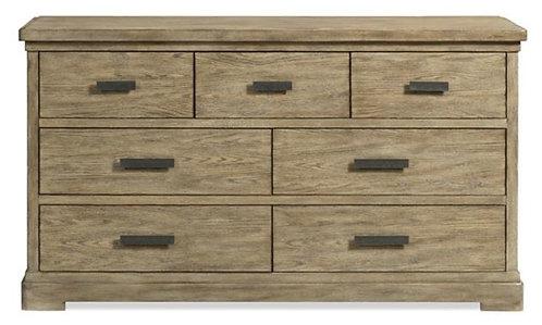 Milton Park Seven Draw Dresser By Riverside Furniture