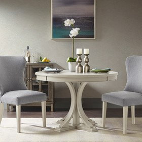 Helena Round Dining Table By Madison Park Signature